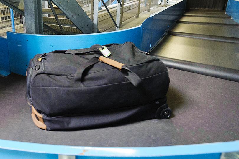 Peut on prendre l'avion avec un sac de sport en bagage