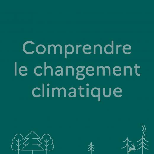 Lien pour avoir plus d'infos pour comprendre le changement climatique
