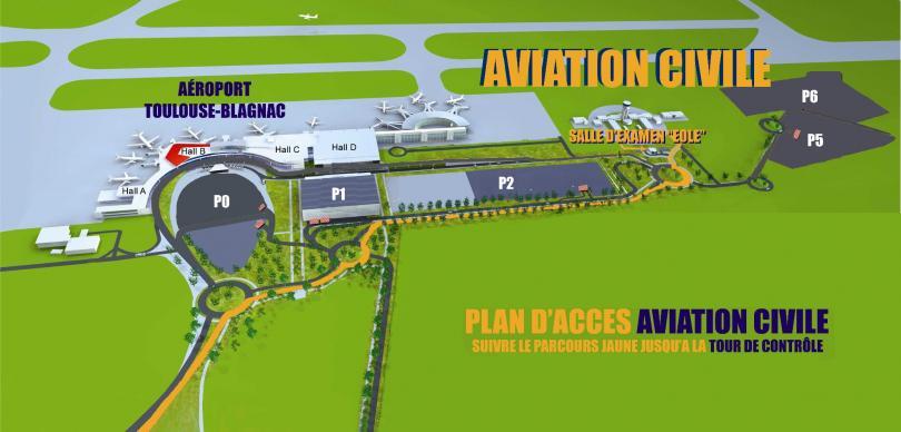 Direction générale de l'aviation civile (DGAC) | Ministère