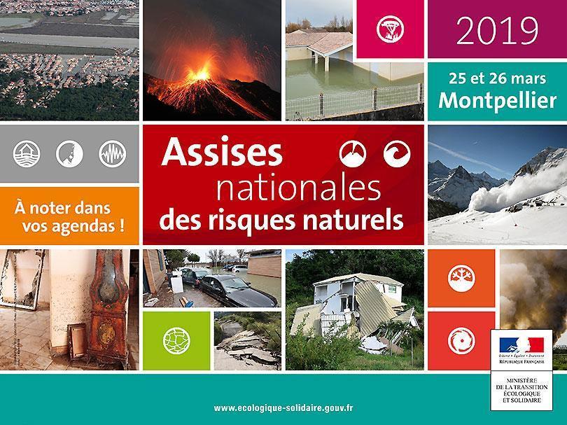 Participez Aux Assises Nationales Des Risques Naturels 2019